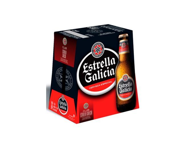 Estrella Galicia - 33cl