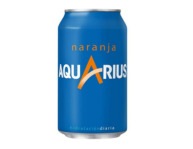 Aquarius Orange