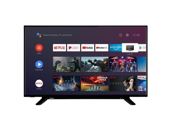 TV 43UA2063DG 4K UHD Android