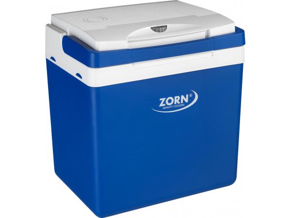 Kühlbox Z26 G/A++ 25 Liter, blau/weiss