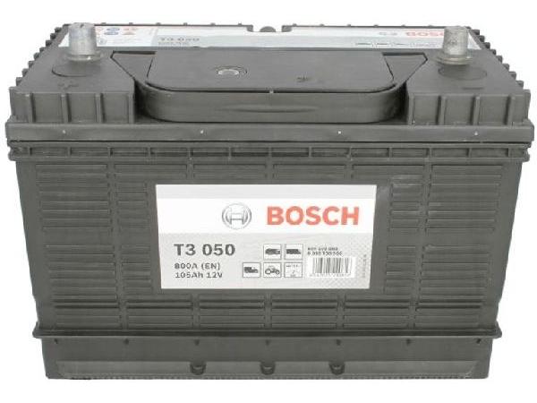 Starterbatterie Bosch 12V/105Ah/800A LxBxH 330x172x238mm/S:9