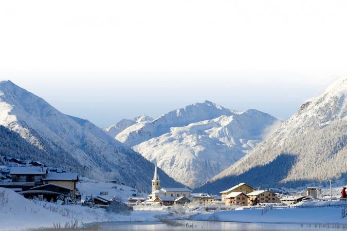 Erholungsurlaub in den italienischen Alpen für 2 in Livigno im Albergo Alpenrose