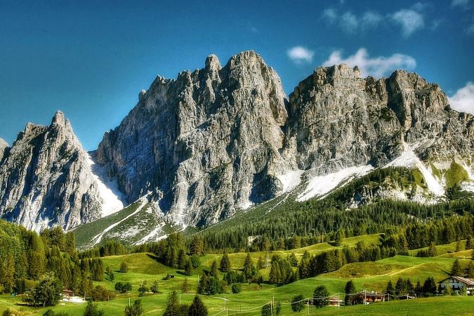 4 Tage Italien Erholungsurlaub für zwei im 4* Hotel Camina Suite & Spa im Herzen von Cortina d'Ampezzo