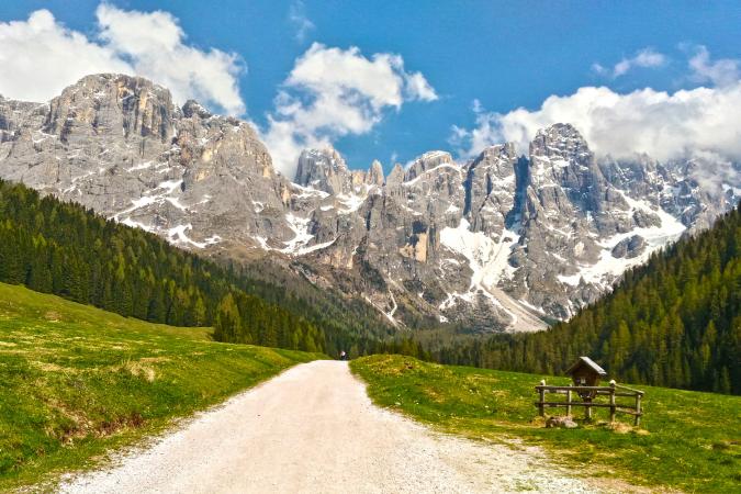 Erholungsurlaub für zwei in Trentino-Südtirol im Hotel Alla Rocca in Varena