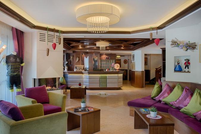 Italien Alpenurlaub für zwei im Active Hotel Malita in Arabba