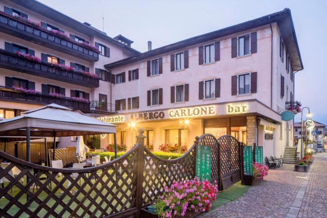 4 días de relajantes vacaciones para dos en Trentino-Tirol del Sur en el Hotel Carlone en Breguzzo