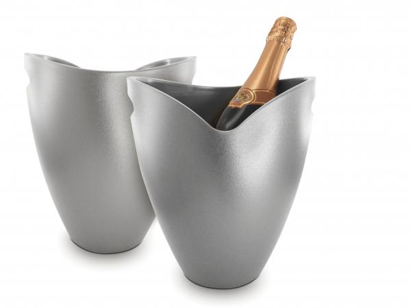 Flaschenkühler PWC Ice Bucket Silver