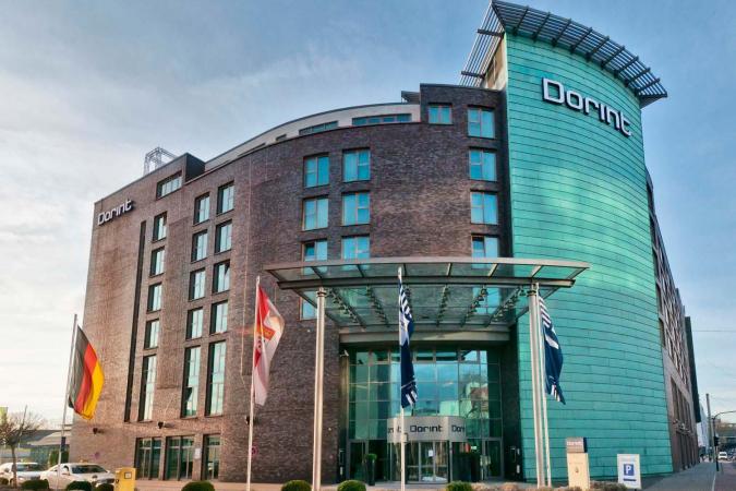 3 Tage Kurzurlaub in der Domstadt Köln für zwei im Dorint Hotel an der Messe Köln