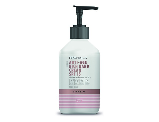 Anti-Age Hand Cream Rich SPF 15 - 300 ml
