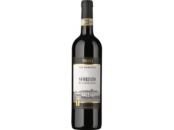 Triacca Sforzato San Domenico 2013 75cl