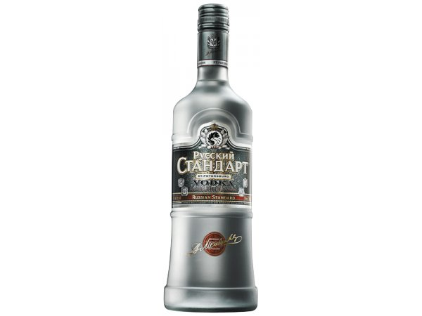 Vodka Rusa Estándar Original 40 ° 70cl