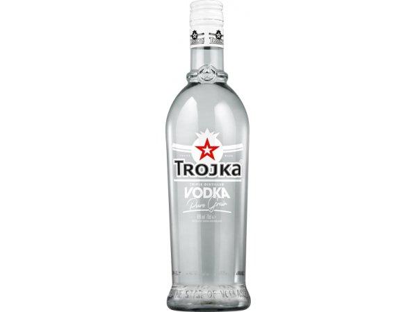 Trojka Pure Grain Vodka 40° 70cl