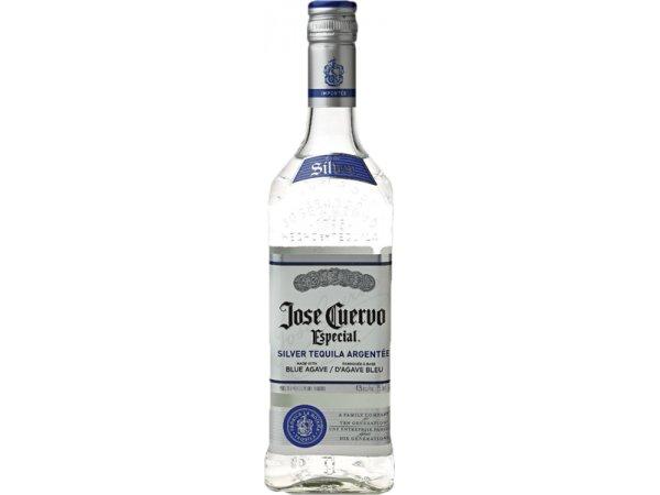 Jose Cuervo Especial Silver Tequila 38° 70cl