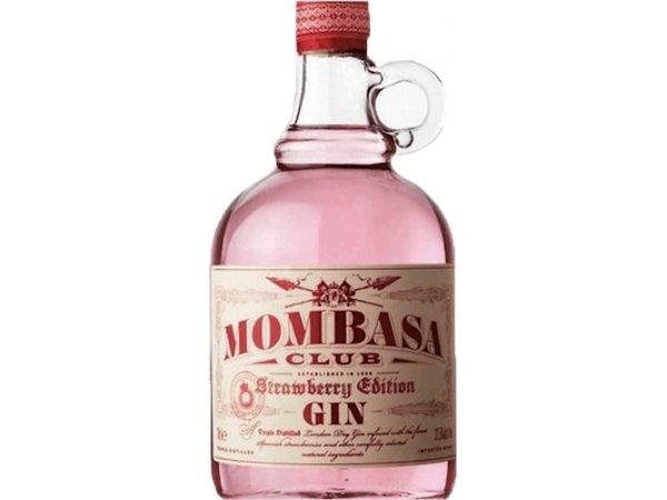 Mombasa Club Gin Strawberry Edition 37.5° 70cl