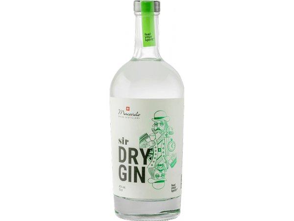 Macardo Sir Dry Gin 42° 70cl