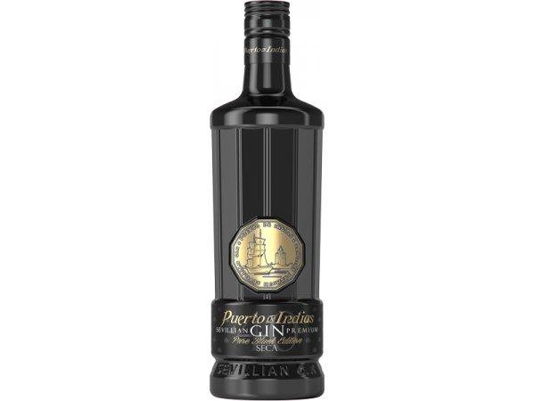 Puerto de Indias Premium Gin Black Edition 40° 70cl