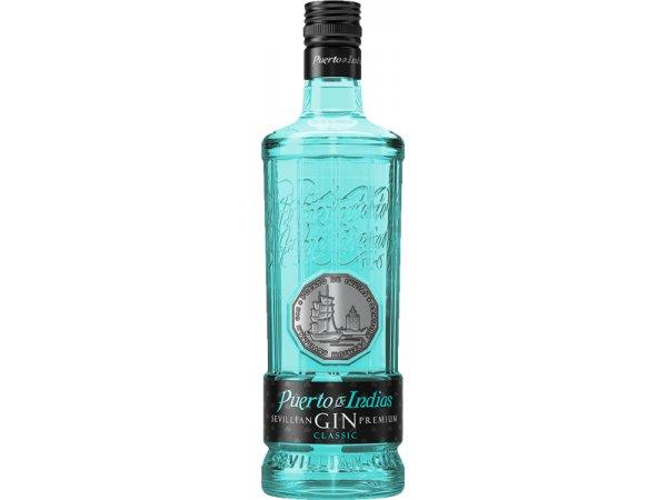 Puerto de Indias Classic Gin 40° 70cl