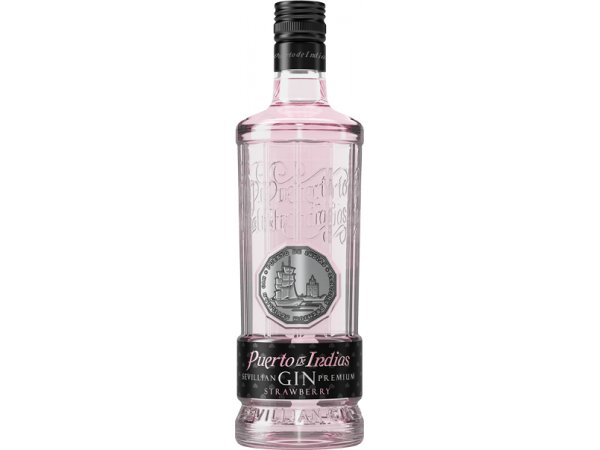 Puerto de Indias Strawberry Gin 37.5° 70cl