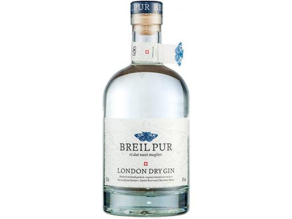 Breil Pur London Dry Gin 45° 70cl