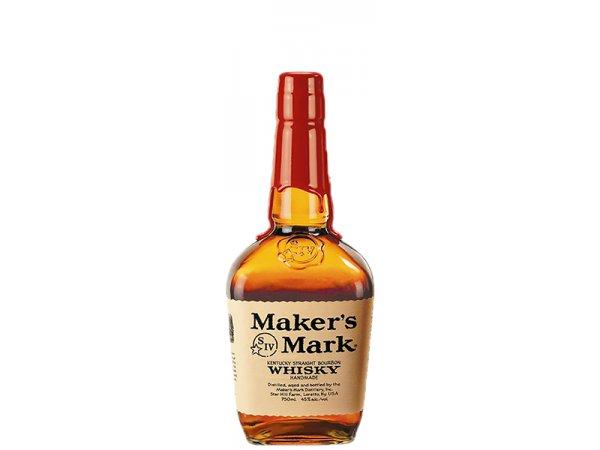 Maker´s Mark Kentucky Straight Bourbon 45° 70cl