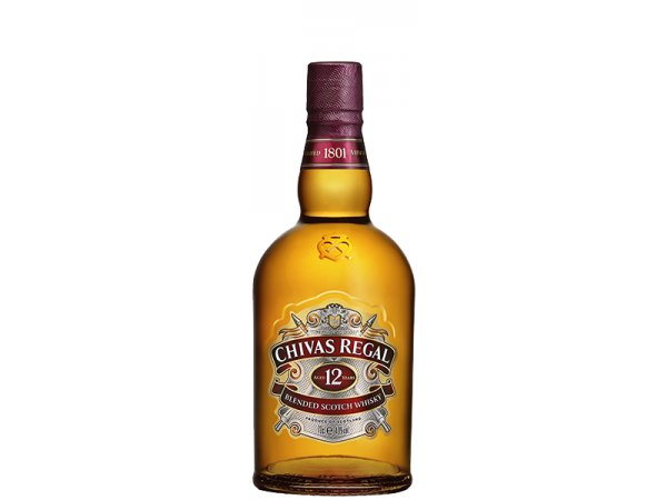 Chivas Regal Whisky 12 years 40° 70cl
