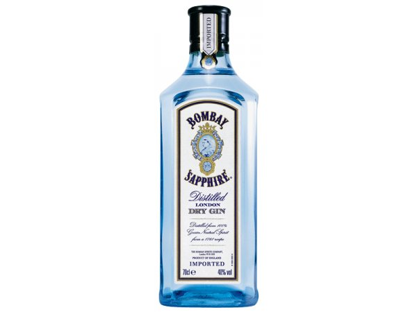 Bombay Sapphire Dry Gin 40° 70cl