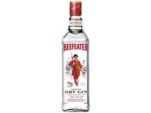 Beefeater London Dry Gin 40° 70cl
