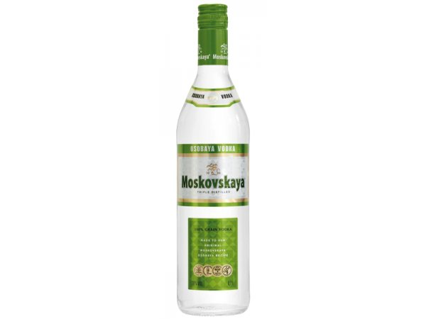 Moskovskaya Vodka 38° 70cl