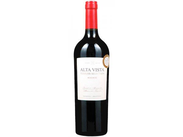 Alta Vista Malbec Terroir Selection 2015 75cl