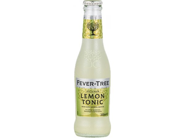 Fever Tree Sicilian Lemon Tonic 0 ° 20cl