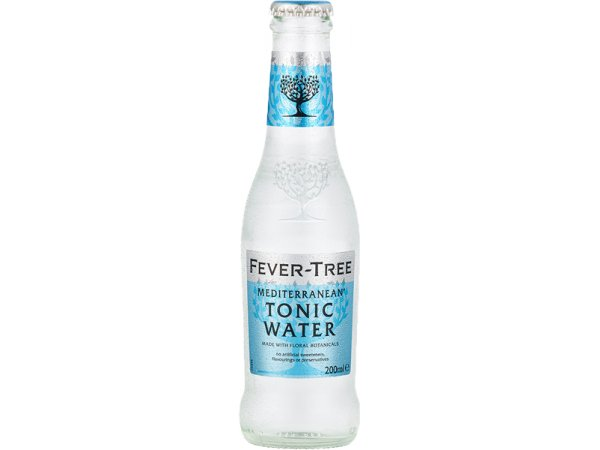 Fever Tree Mediterranean Tonic Water 0° 20cl