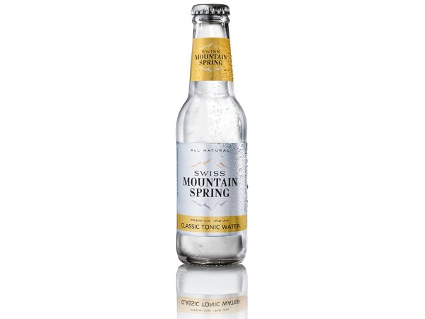 Swiss Mountain Spring Classic Tonic Water 0° 20cl