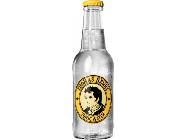 Thomas Henry Tonic Water 0° 24x20cl