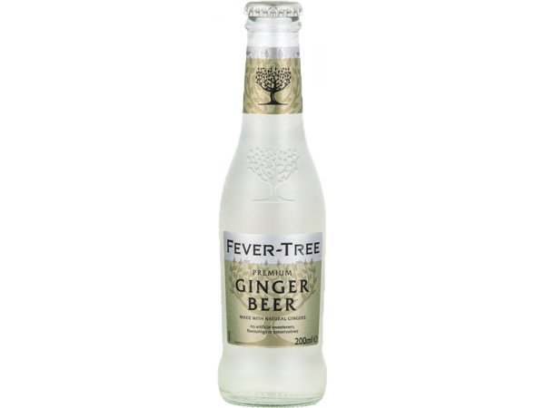 Fever Tree Premium Ginger Beer 0° 20cl