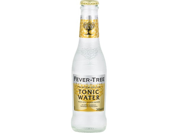 Fever Tree Premium Indian Tonic Water 0° 20cl