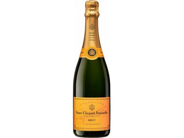 Veuve Clicquot Champagner Brut Carte Jaune 75cl