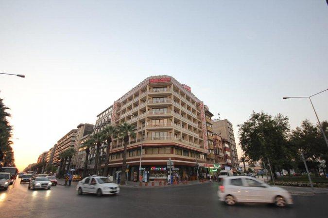 3 Tage für zwei im 4 Sterne Grand Corner Boutique Hotel Izmir