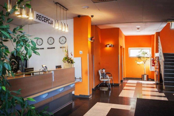 3 Tage für 2 im 3* Quality System Hotel in der polnischen Stadt Krakau