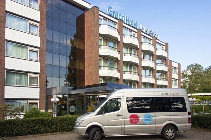 4 Tage zu zweit im 4****  Grand Hotel Amstelveen nahe Amsterdam erleben