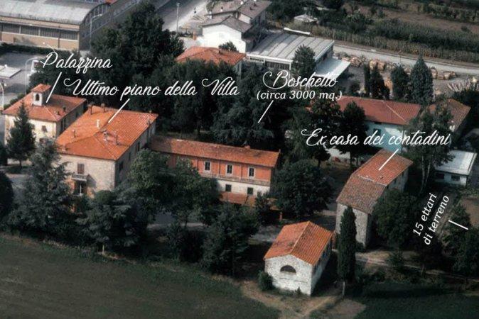 Toskana für zwei im Ferienbauernhof Casa Agricola Rossi im Herzen des Casentino
