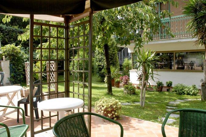 3 Tage für 2 im 3* Hotel Aurora Garden in der italienischen Hauptstadt Rom erleben