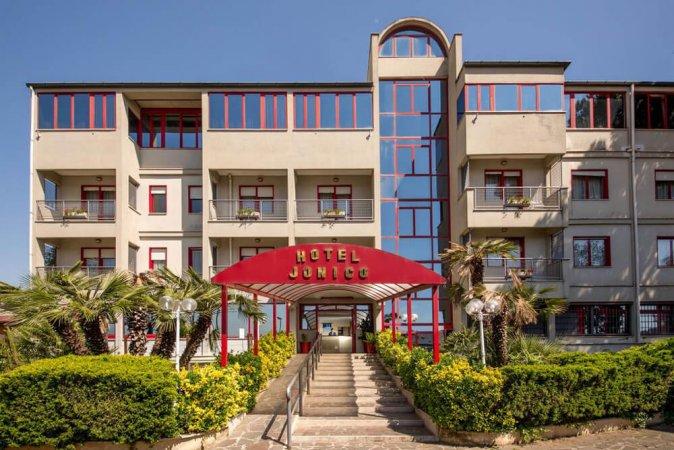3 Tage für 2 im 3* Hotel Jonico in der italienischen Hauptstadt Rom erleben