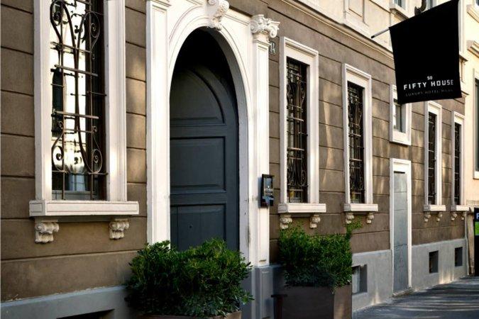 4 Tage Luxus für zwei im ***** Hotel Fifty House in Mailand erleben