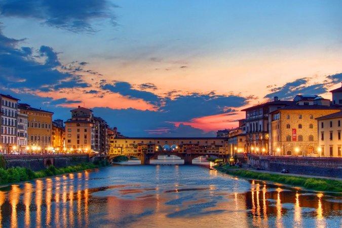 4 Tage zu zweit im HHB Hotel Firenze Santa Maria Novella direkt in Florenz erleben