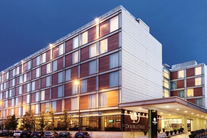 4 Tage zu zweit im DoubleTree by Hilton Hotel Milan in Mailand
