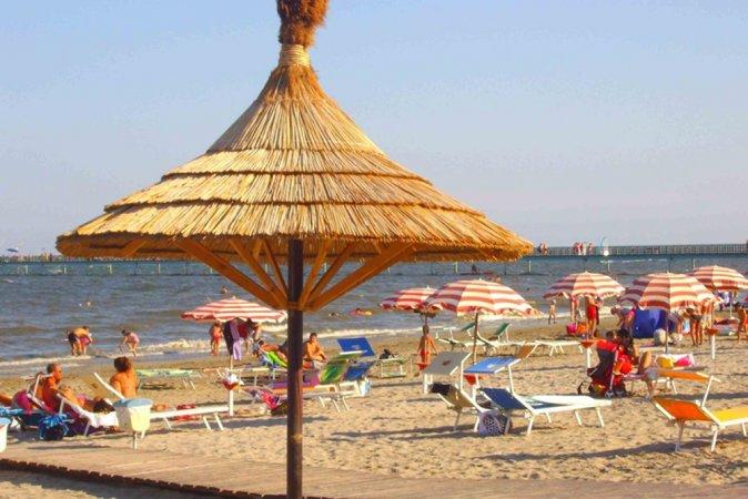 4 Tage 4* Strandurlaub in der Residence Cleo in Italien - Lido degli Estensi