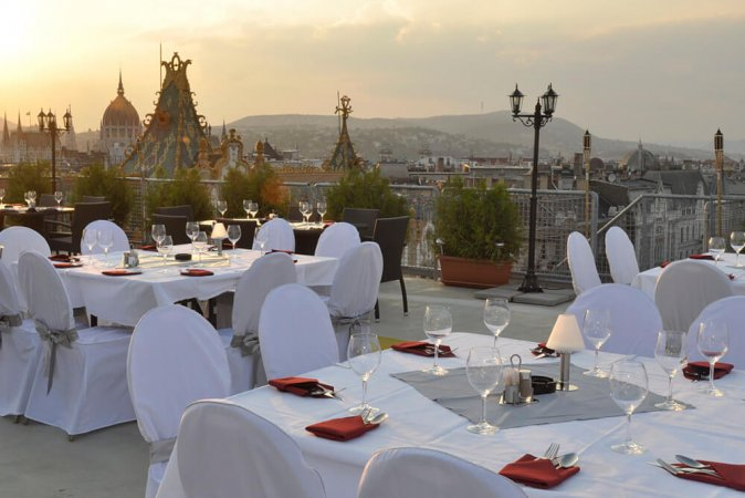 4 Tage im 4* Hotel President Exclusive Boutique in Budapest erleben - inkl. 1 x Abendessen