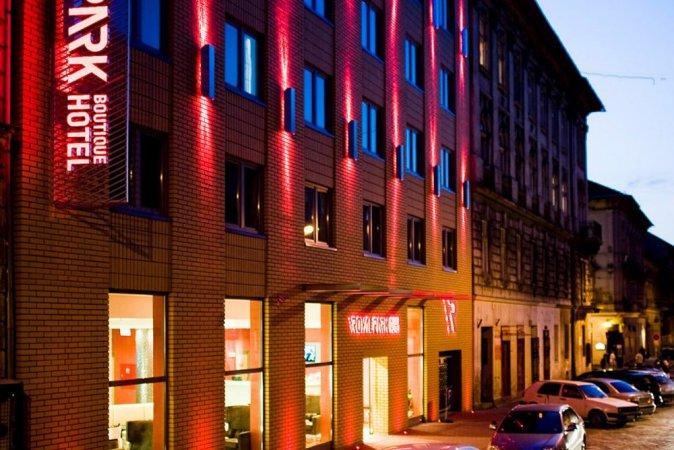 4 Tage zu zweit im Royal Park Boutique Hotel in Budapest