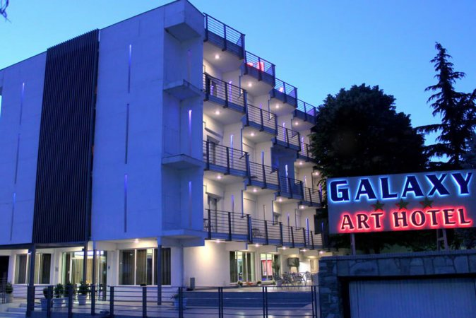 3 Tage für 2 im 3* Galaxy Art Hotel in Thessaloniki in Griechenland