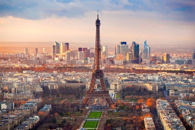 Paris Kurzurlaub in einem von 4 Hotels in der Stadt der Liebe erleben